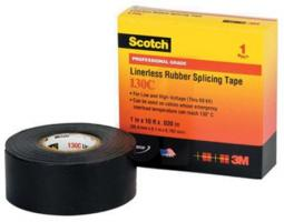 Băng keo điện Scotch 130C Linerless Rubber Splicing Tape, 1 inch