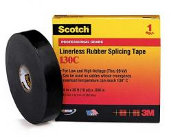 Băng keo điện Scotch 130C Linerless Rubber Splicing Tape