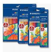 Bút chì màu Staedtler Noris Club Coloured Pencil 144 NC12/ NC24