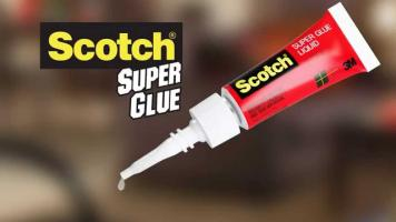 Keo siêu dính Scotch Supper Glue AD113
