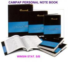 Sổ tay Campap Personal Note Book CA3304/5/6