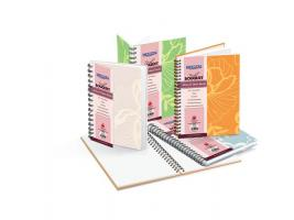 Sổ lò xo Campap Note Book Write-O Bright Boutique A5 CS12122