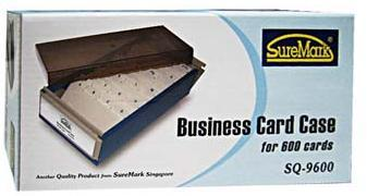Hộp đựng danh thiếp Suremark SQ-9600 Business Card Case