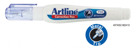 Bút xóa nước Artline ECR-P7 Correction Pen 7ml